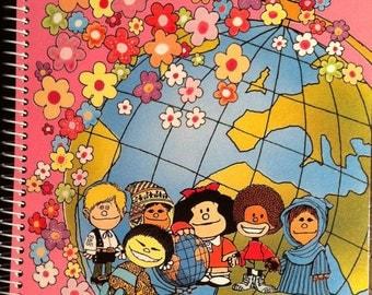 Mafalda Notebook - Quino 1991