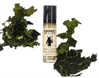 The Viking Queen Body Essence