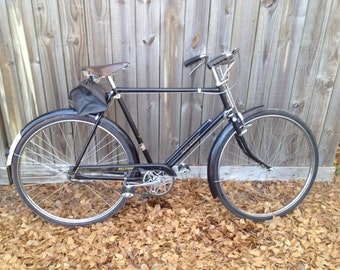 1957 Raleigh Touring Bicycle