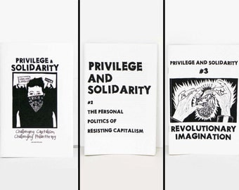 Privilege and Solidarity Complete Set