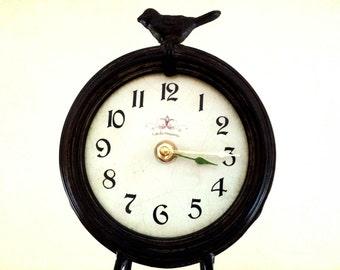 Cafe des Marguerites Tower Clock