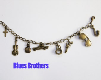 Blues Brothers Bracelet