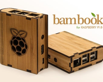 Bamboo'k for Raspberry Pi B+ and 2B