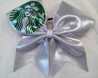 Starbucks Cheer Bow