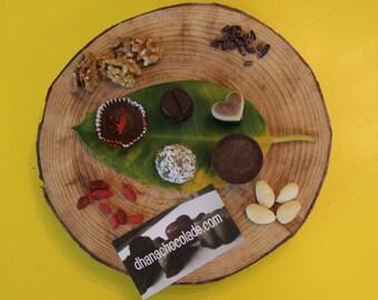 Raw Chocolate Making Workshop!
