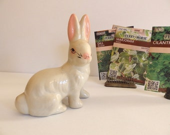 Vintage Rabbit Figurine
