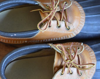 Vintage MAINE Hunting LL BEAN Duck Boots Size 11