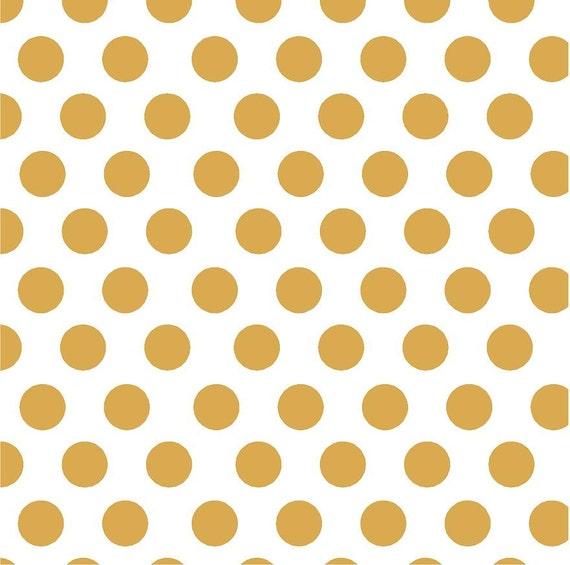 Gold Dot Craft Vinyl Sheet Htv Or Adhesive Vinyl White
