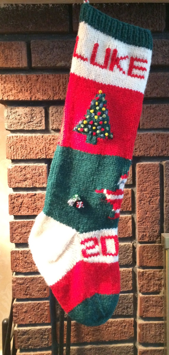 Vintage candide old fashioned christmas by westhavenmarket for Fashion christmas stockings