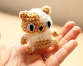 Chibi Cake the cat amigurumi - adventure time character !
