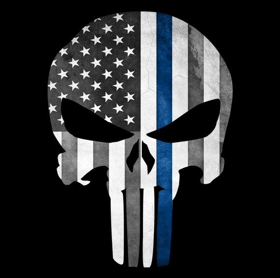 punisher skull thin blue line american flag grunge decal american football clip art helmets american football images clip art