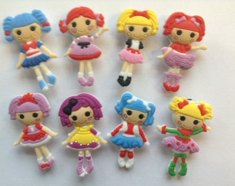 Lalaloopsy Mini Magnets**Fun Gift Idea**