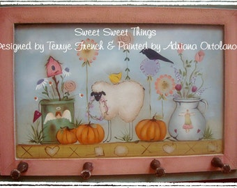 Sweet Sweet Things - email pattern packet by, Adriana Ortolano