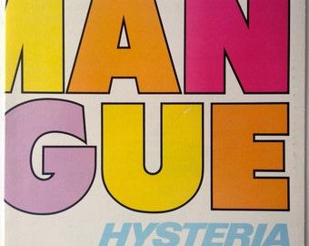 The Human League - Hysteria Gatefold LP Vinyl Record Album, A&M Records - SP-4923, Synth-pop, 1984, Original Pressing