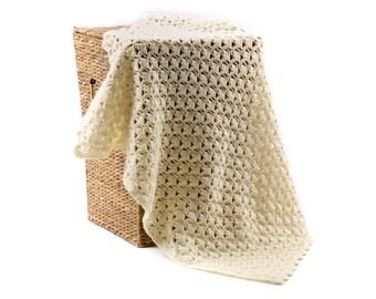 Baby Blanket Crochet, Crochet Baby Blanket, Handmade Baby Blanket, baby photography prop, car seat blanket