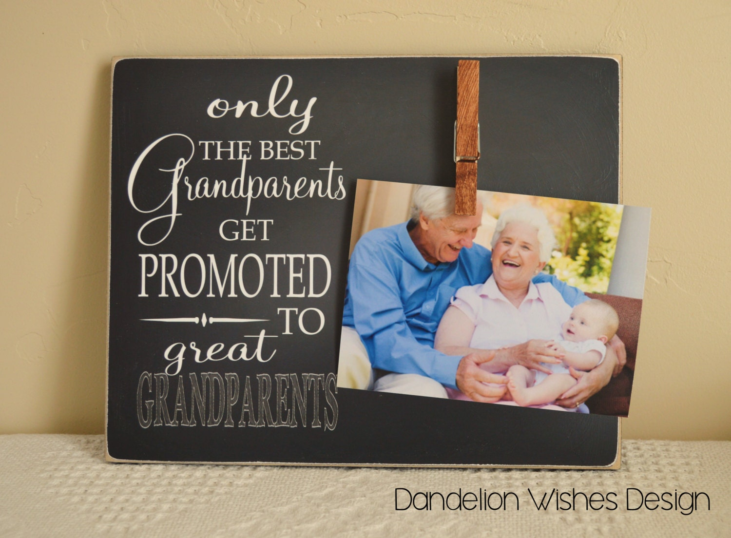Only The Best Grandparents Get Promoted To Great Grandparents