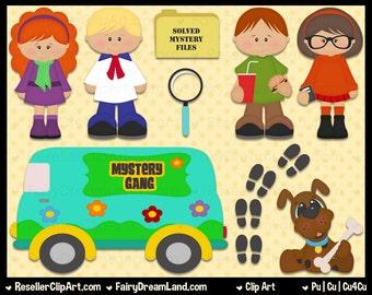 Scooby doo clipart | Etsy
