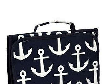Hanging Anchor Cosmetic bag/make up hanger/costmetic case