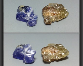 Tanzanite 14mm long