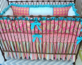 Dawsyn: Baby Girl Bedding Set