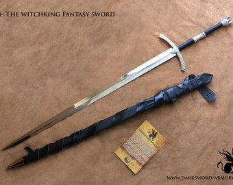 The WitchKing Fantasy Sword (#1324)