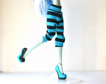 Monsterr Highh outfit-stretch cotton Leggings, monsterr highh sweatpants, monster high doll