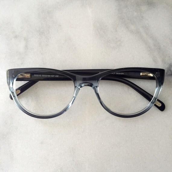 oversized cateye reading glasses prescription by lookeyewear