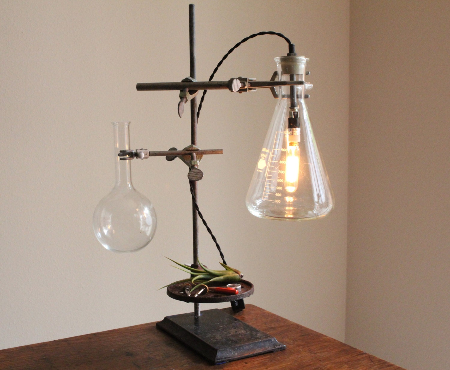 Industrial Desk Lamp Steampunk Lamp Industrial Lamp Antique