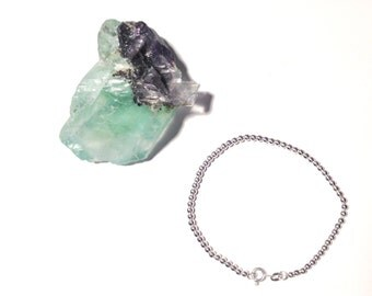 Bracelet with silver balls