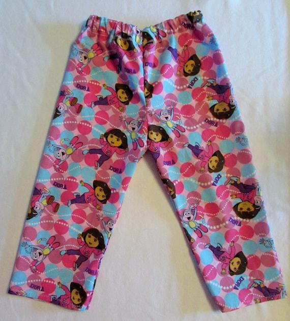Dora pajama cotton pants