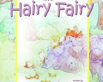 Childrens book. 8 1/2 x 11in., 32 page, hardcover book with 13 full water color illustrations.