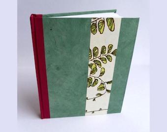 BARGAIN BIN: Warm Vines Hardbound Blank Journal