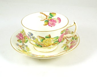 Hommersley tea cup and saucer