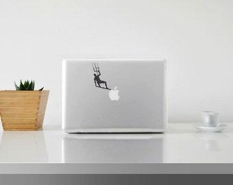 Macbook Sticker Kiter