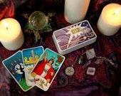 Psychic Tarot Reading 3 months Ahead Prediction, New year 2017 tarot delivered via email