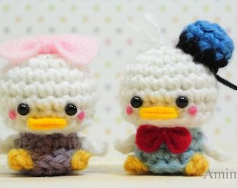 Amigurumi Donald Duck : amigurumi donald duck en Etsy, un mercado global de ...