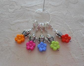Stitch Markers for crochet (E5207)