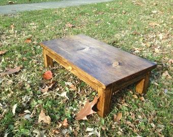 Custom made to order table riser