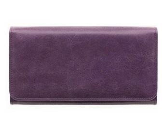 SALE! Women purple wallet, Cute purple wallet, Purple wallets, Purple bifold wallet, Beautiful purple wallet,Purple purse,Purple flap wallet