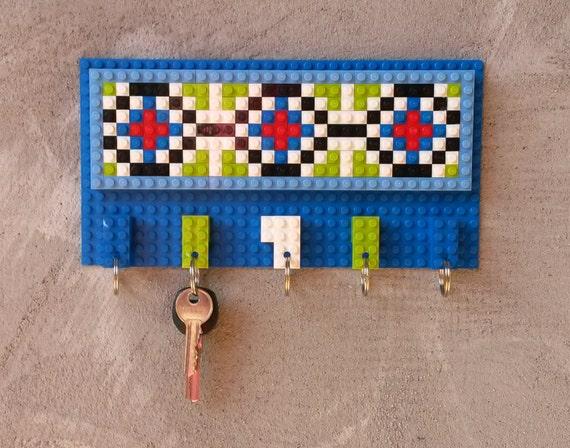 Lego Key Hanger 1 Home Decor
