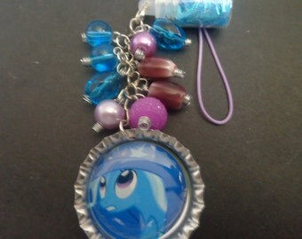 Trixie, My Little Pony: Friendship is Magic Bottle Cap Phone Charm