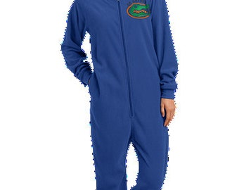 University of Florida Gators Adult Fleece Lounger (Adult Onesie!)