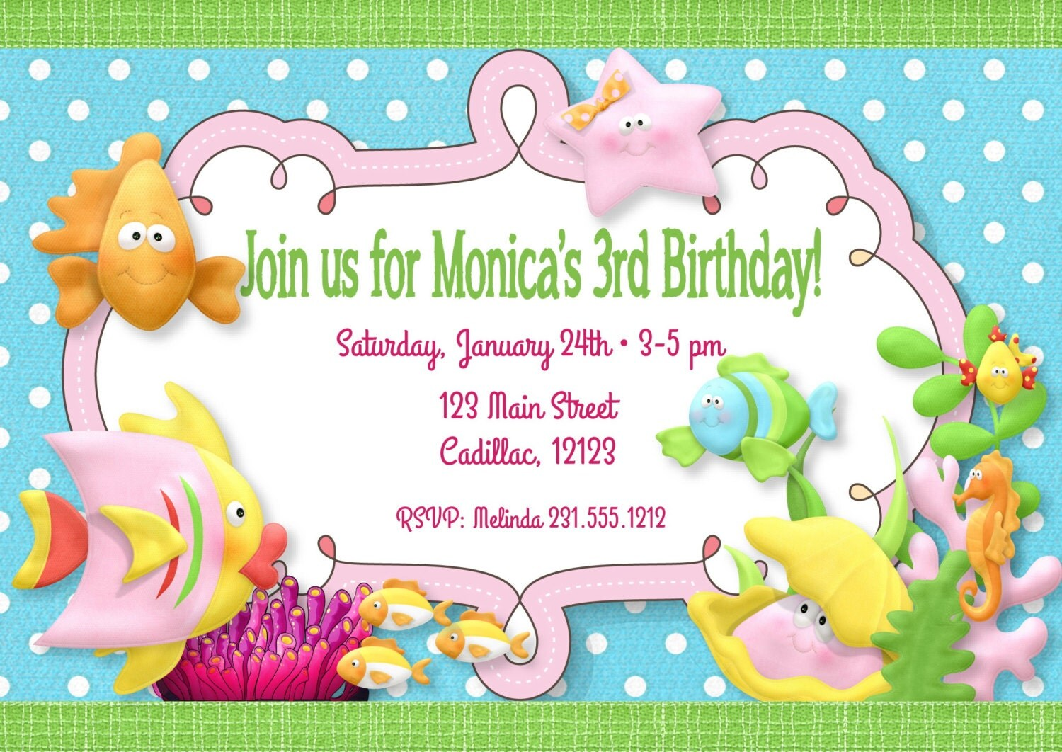 Baby Shower Invitations Under The Sea as amazing invitations sample