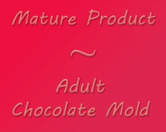 LOPXX-521 - ADULT Small Boobie Chocolate Lollipop Mold
