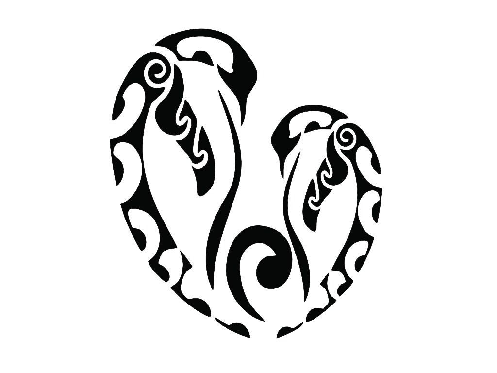 Penguin Family Drawing Penguin Heart Family Custom