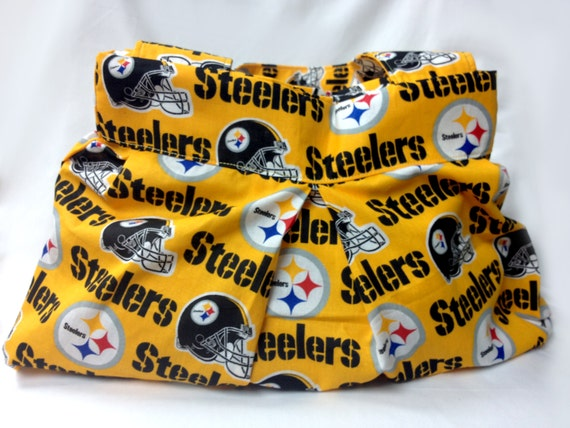 The Touchdown: Shoulder Purse (Pittsburgh Steelers Print)
