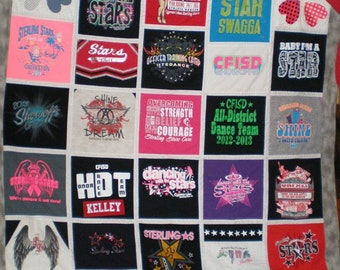 T-shirt or Quilted Memory Item