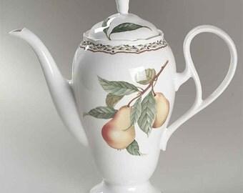 Noritake ROYAL ORCHARD Tea Coffee Pot 1731831