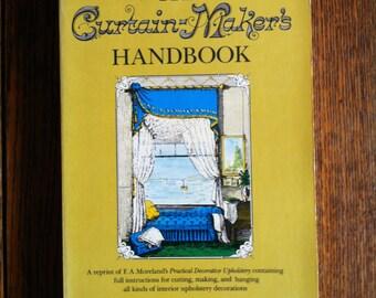 1889 Curtain-Maker's Handbook