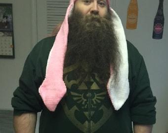 Knit Splatoon Squid hat